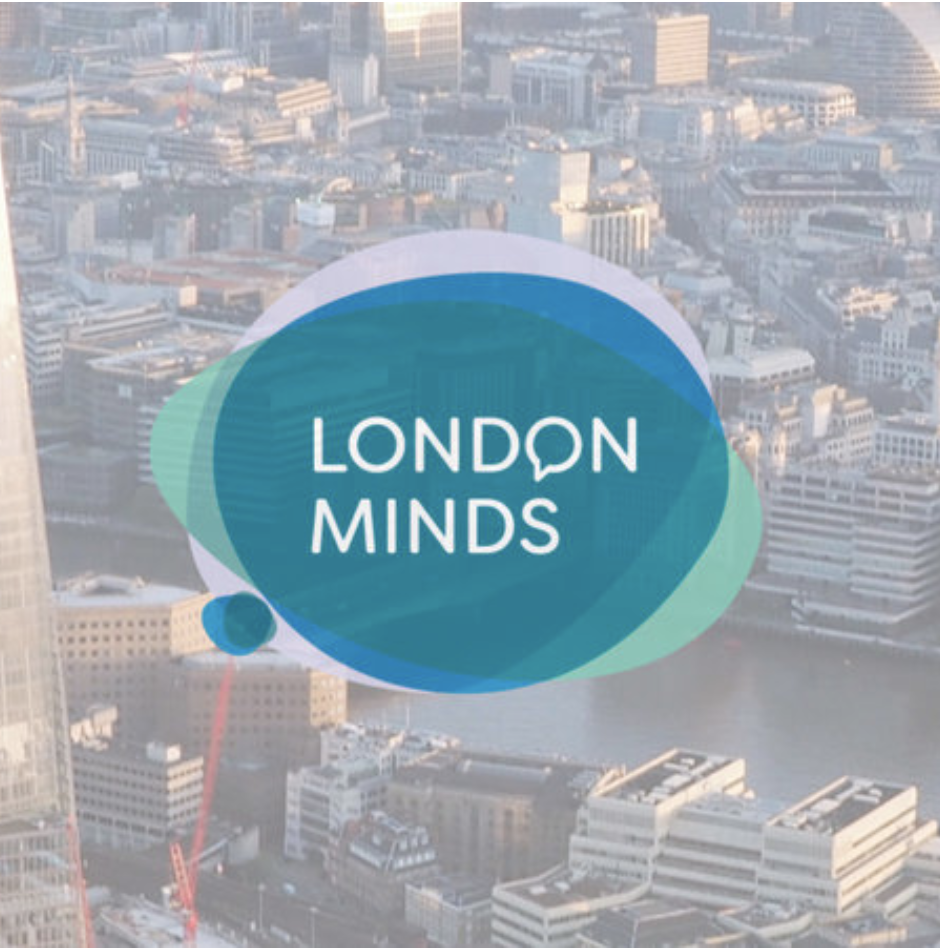"""Alpha Report   London Minds was the working name before the service became """"Good Thinking""""."""