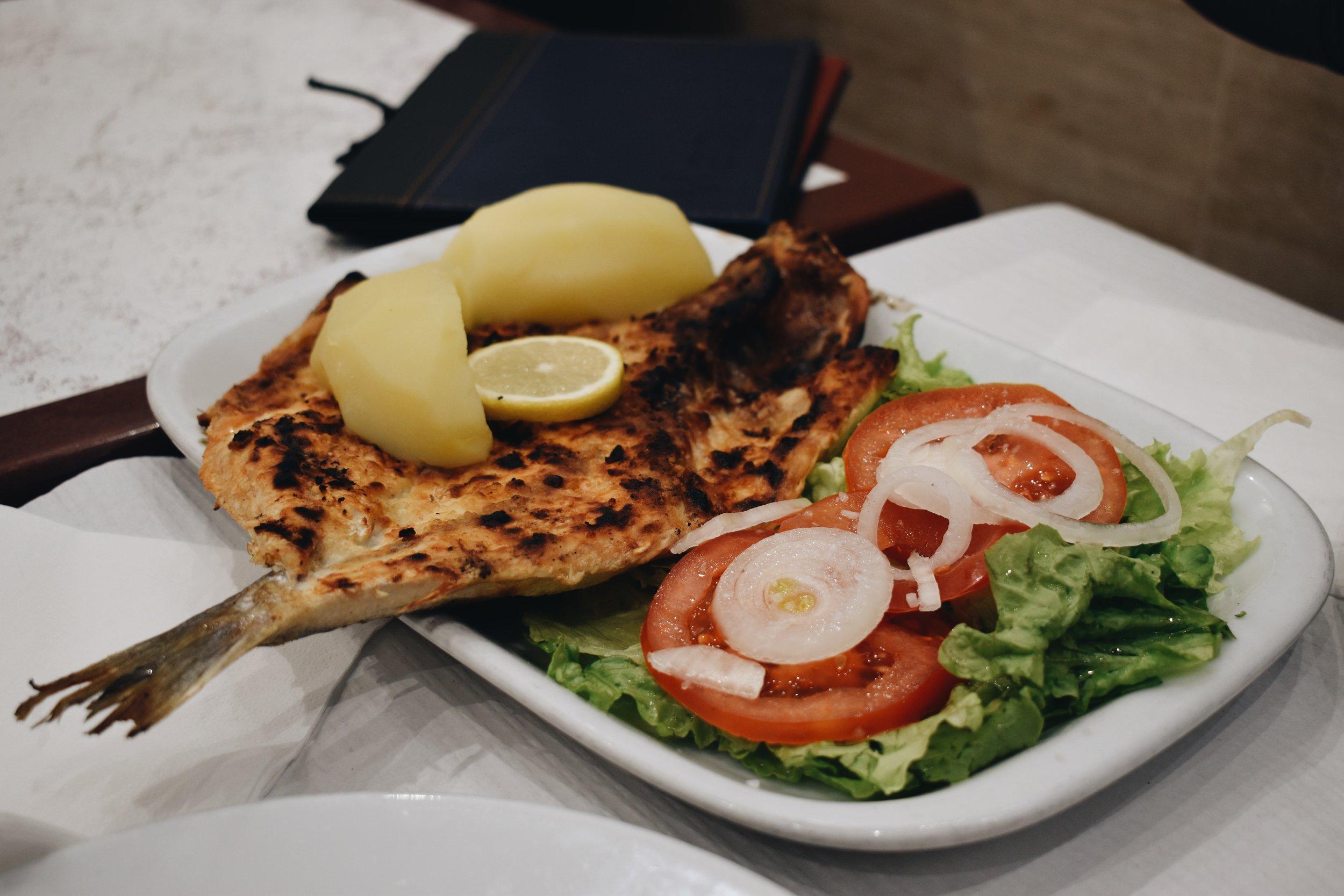 Traditional Portuguese Cuisine -