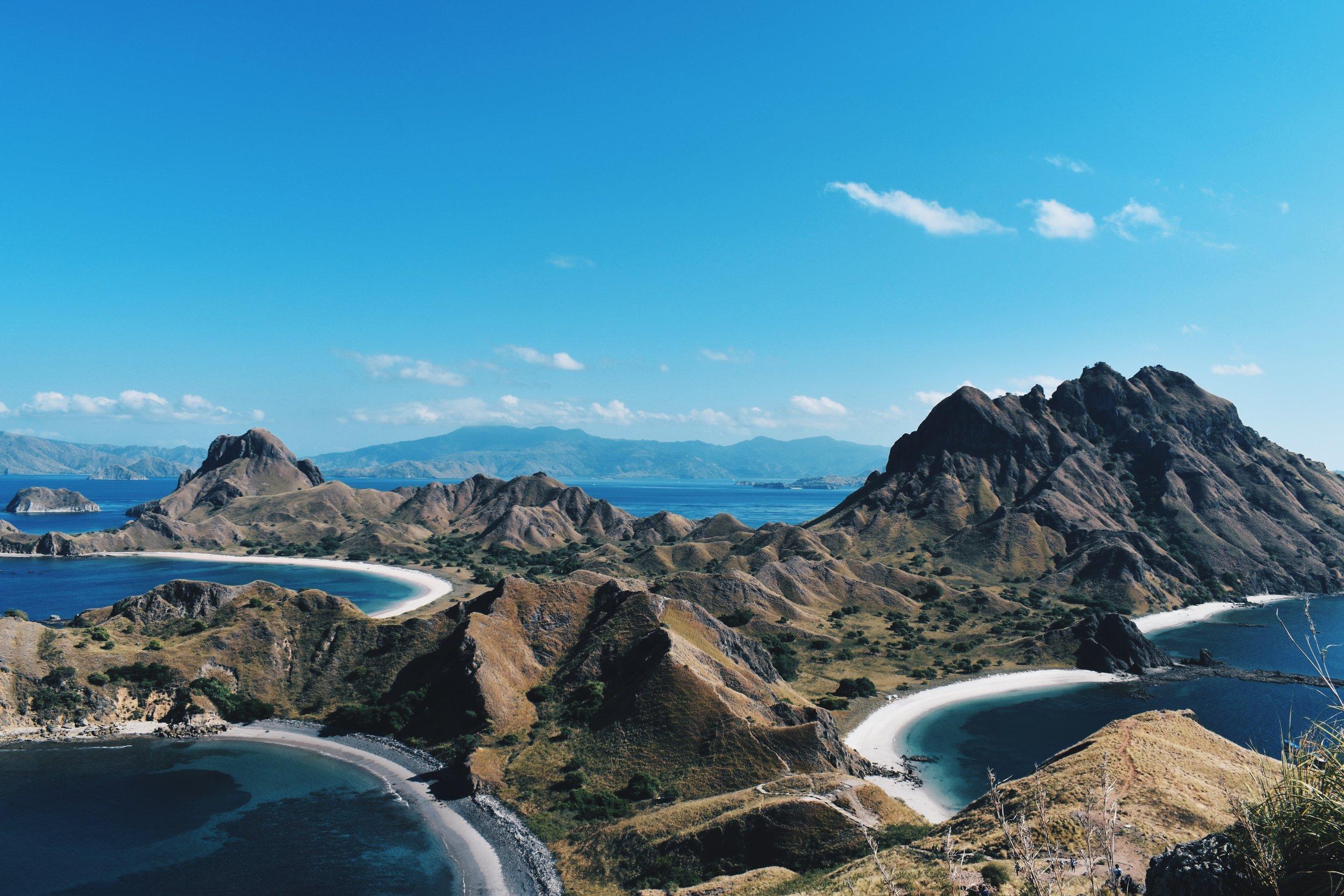Padar Island was a clear favourite of mine