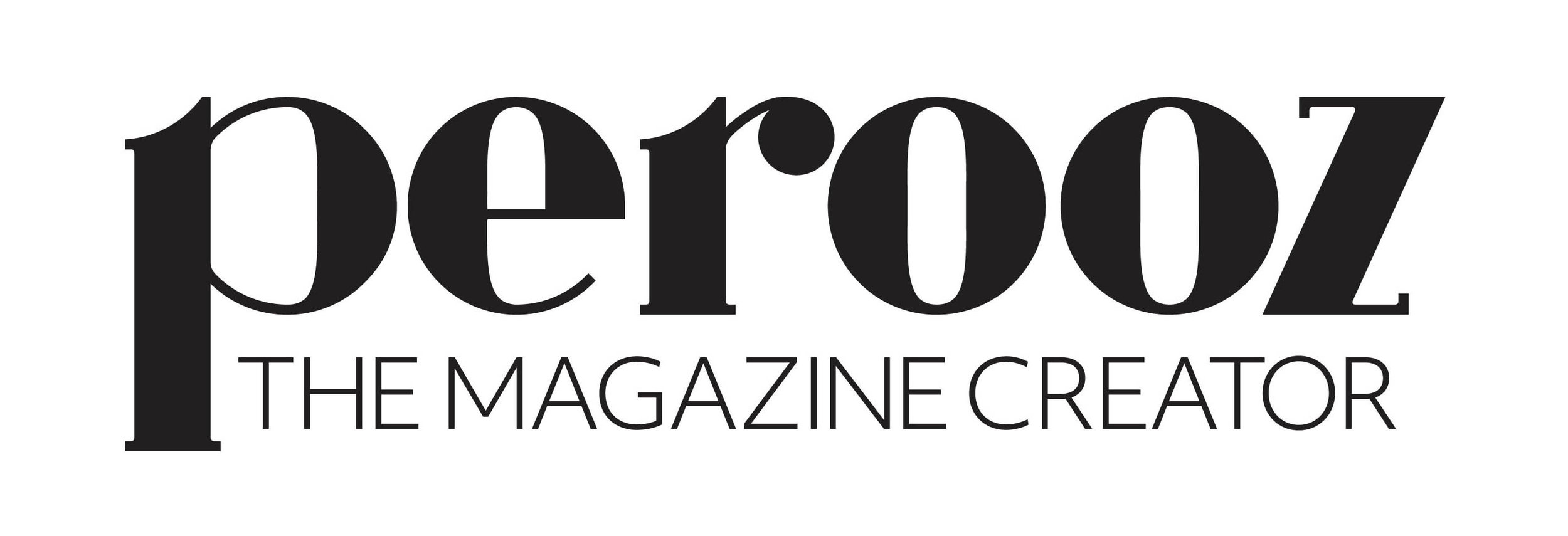 Perooz-TheMagazineCreator_LOGO