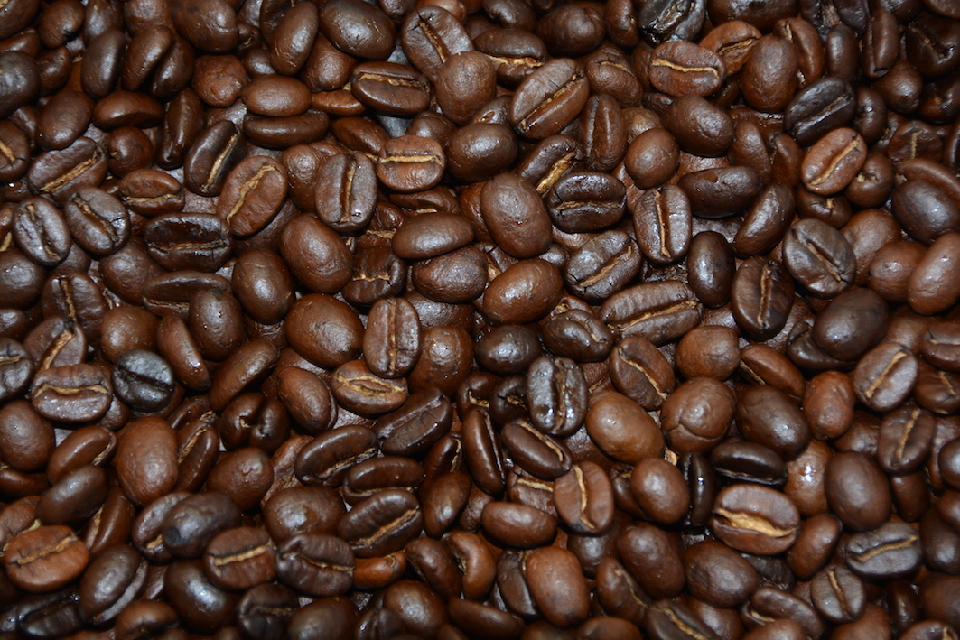 Fire Roasted Coffee Beans