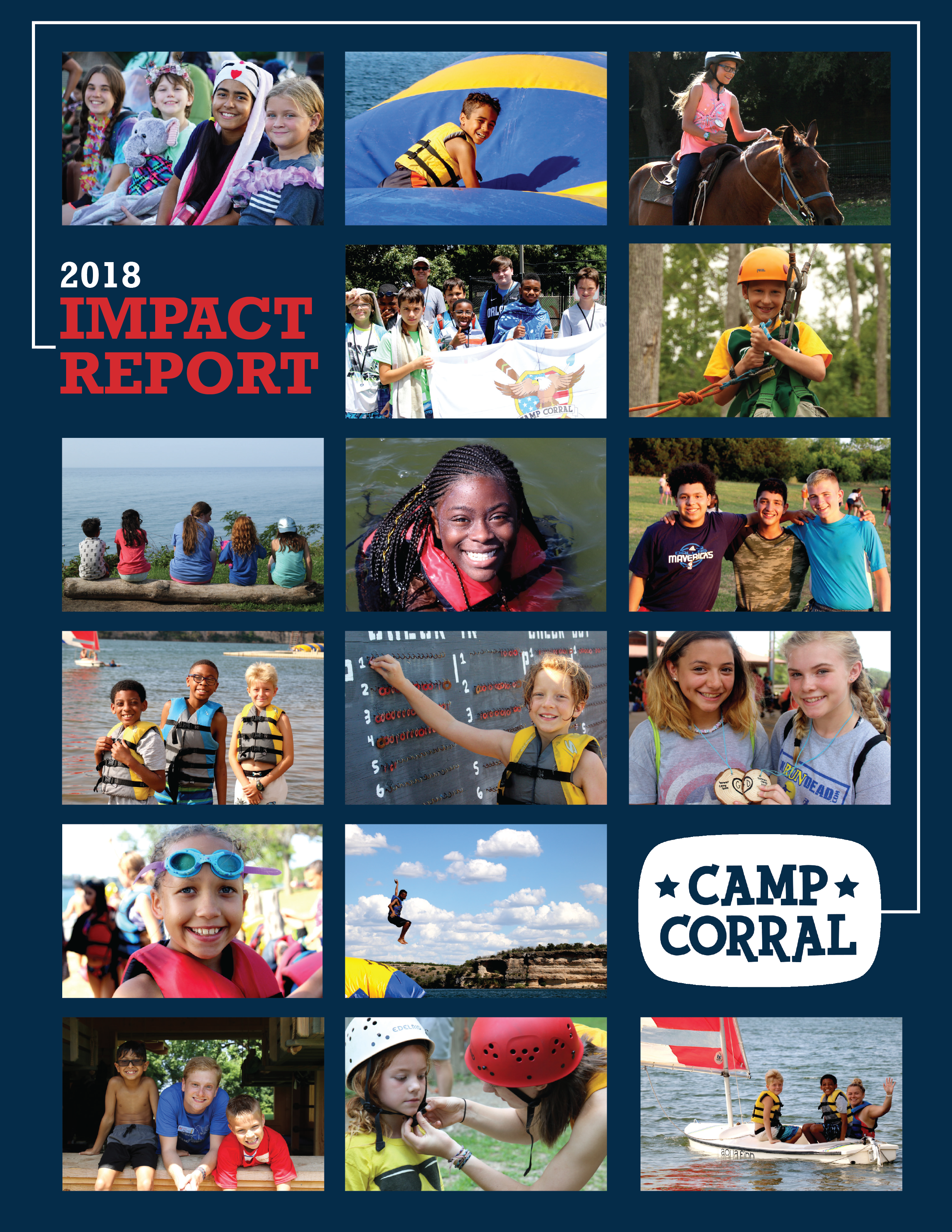 Camp Corral Annual Report