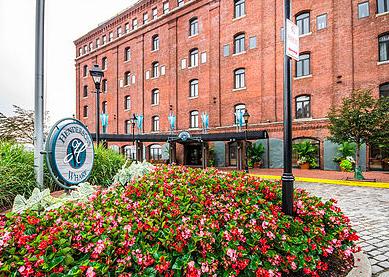 The Entire Hotel