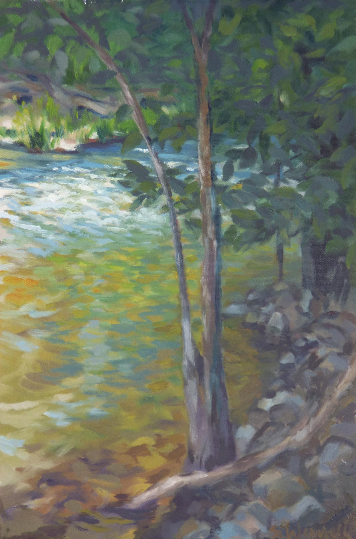Boise River at MK Nature Center