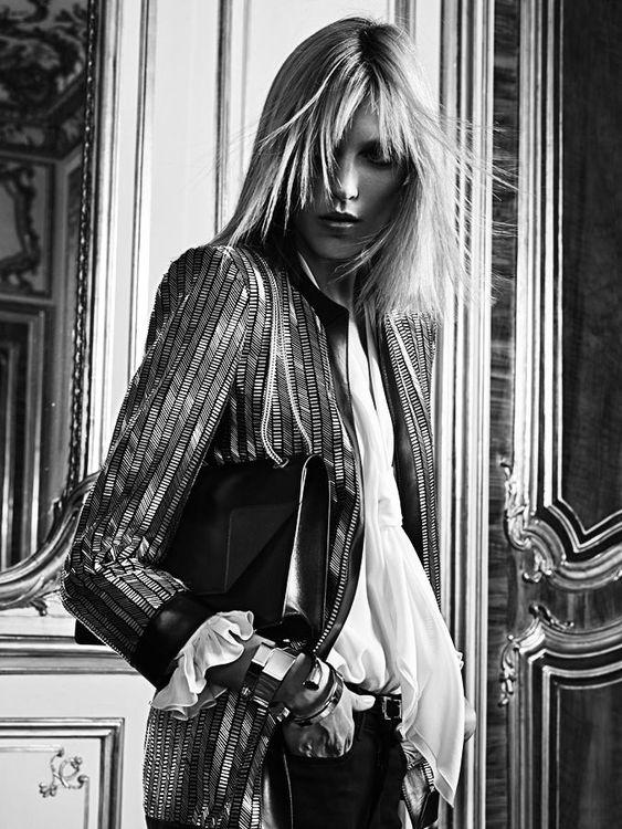 Saint Laurent Paris by Hedi Slimane