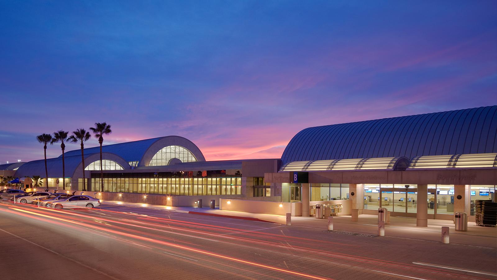 John Wayne Airport - Santa Ana, Calif.
