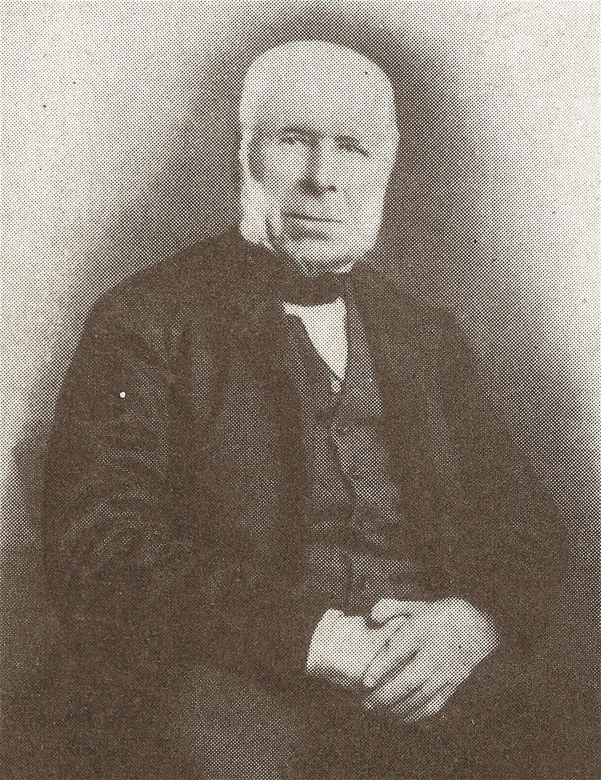 Amos Cruickshank