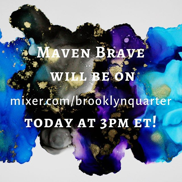 Lil update for today's stream!! ✨✨✨ See you on #mixer! ✨✨✨ The ladies will be waiting for you. #exceptionalstorytelling #regularfriendships #genasi #cleric #halforc #elf #fighter #wizard #triton #ranger #dnd5e #girlpower #showemhowitsdone #cloudgiant #firbolg #storytelling #improv #comedy #summerafternoons