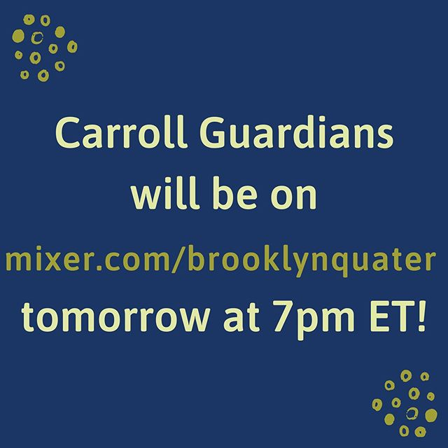 We're streaming on a new platform tomorrow, come join us! It's free to sign up, and if you have a @microsoft account already, just log in with that! We'll see you tomorrow at 7pm for Carroll Guardians on Mixer for a new experience! ⚔️ ———————————— Carroll Guardians is an epic weekly serial adventure on Twitch.tv/BrooklynQuarter Every Monday at 7PM ET ———————————— #gaming #dnd #painting #carrollguardians #3dprinter #3dprinting #dungeonsanddragons #dandd #livestream #terrain #miniatures #trpg #rpg #tabletopterrain #tabletop #roleplayinggames #tabletopgaming #dice #dicerolling #diorama #acting #scenery #friends #fun