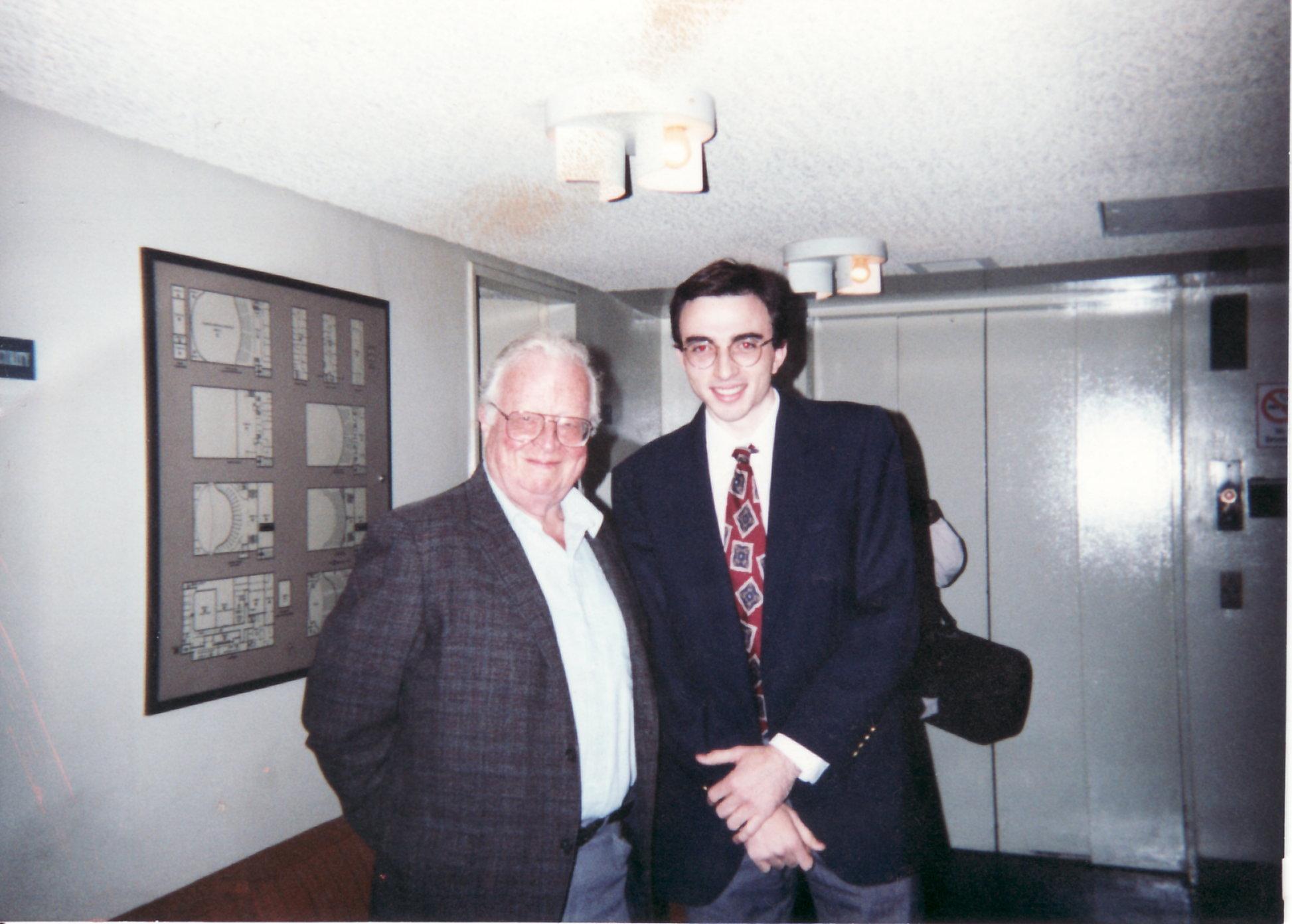 Adolph Herseth (1995) Principal Trumpet Chicago Symphony 1948-2001