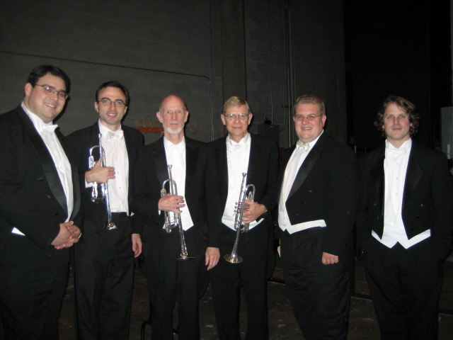 Charlotte Symphony Orchestra Wagner Section