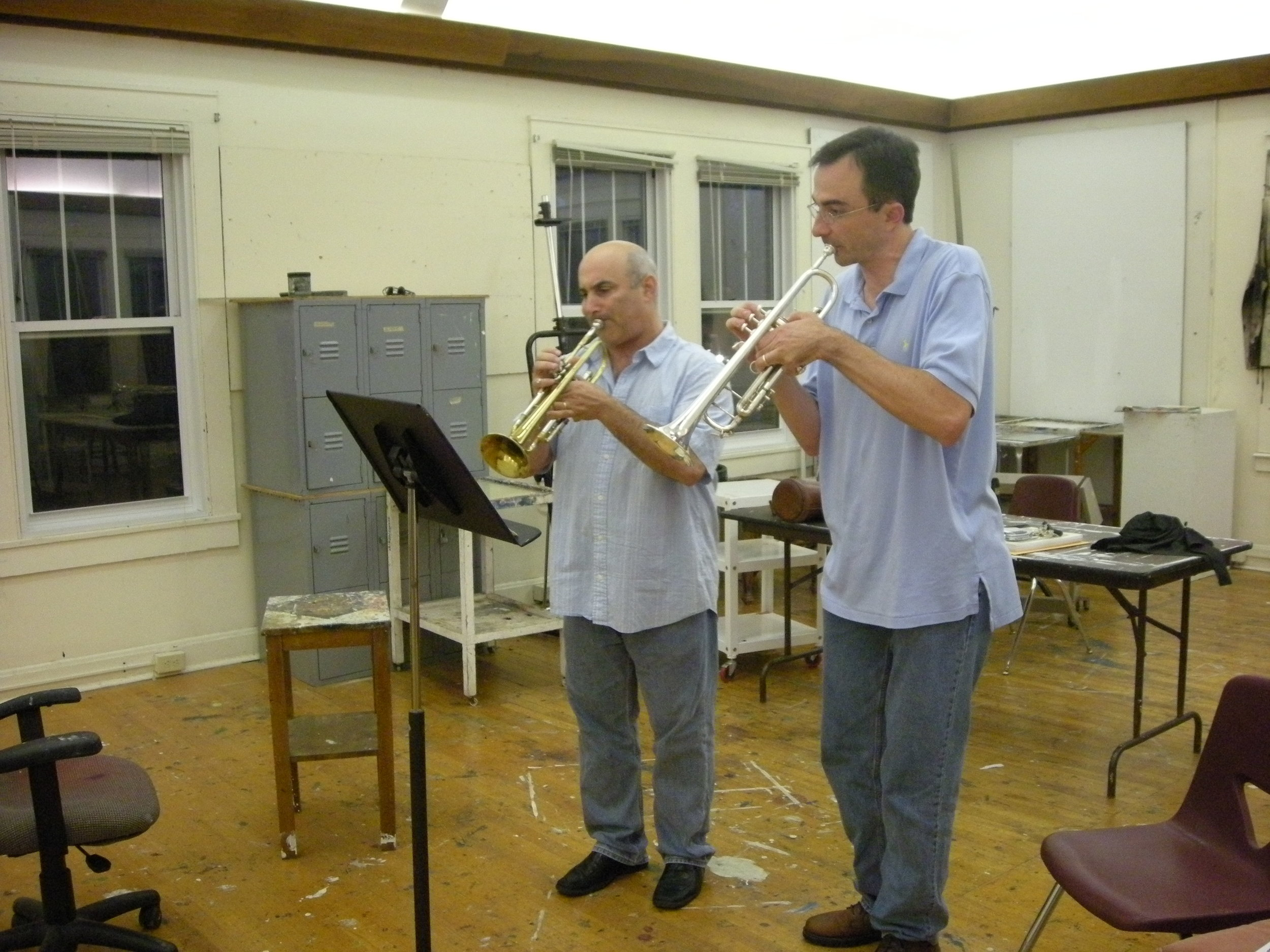 Duets with Michael Sachs, Principal Trumpet, Cleveland Orchestra