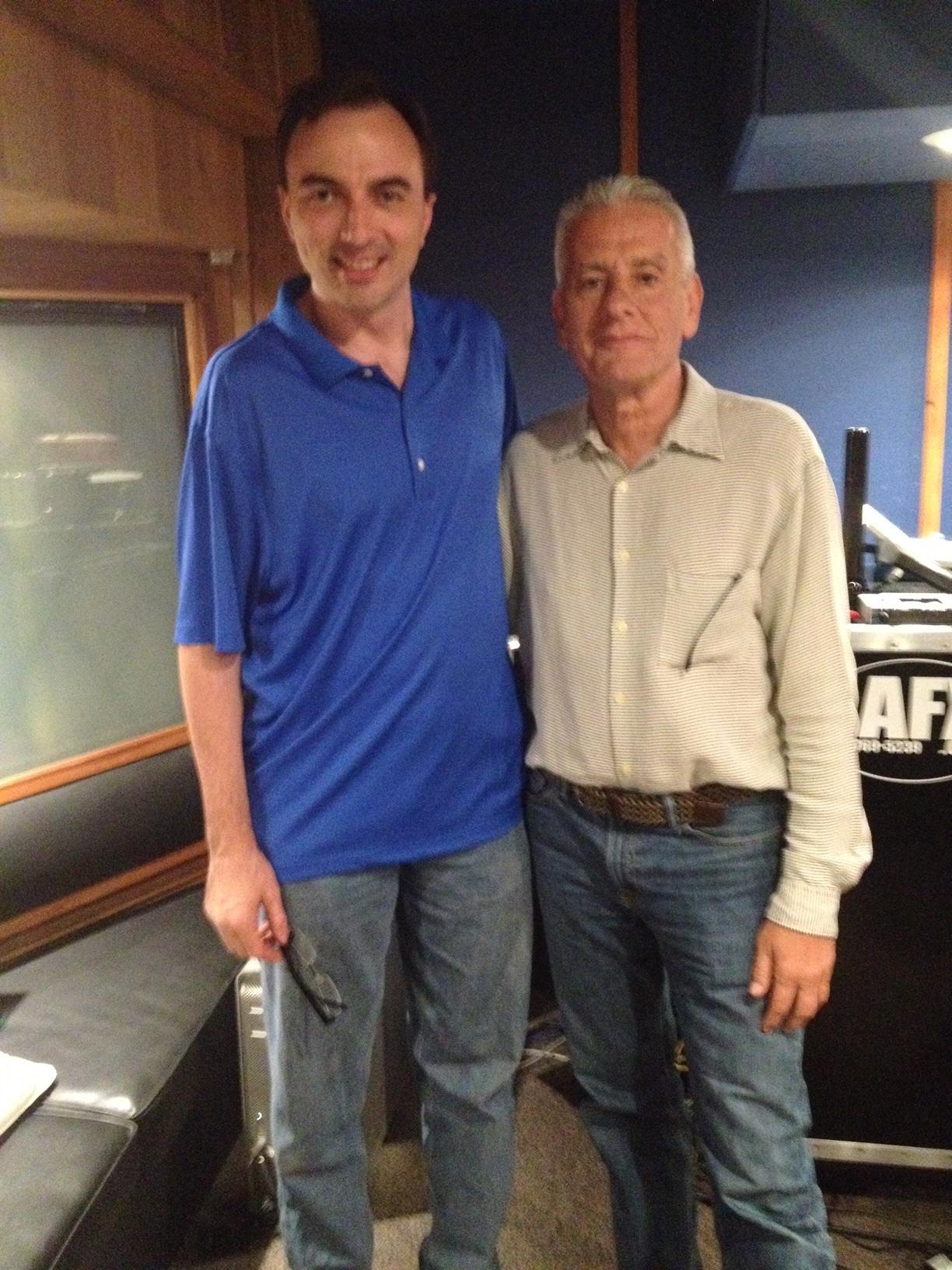 Studio legend, Jerry Hey