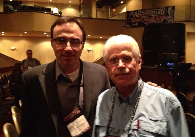 My teacher at Appalachian State University, Joe Phelps