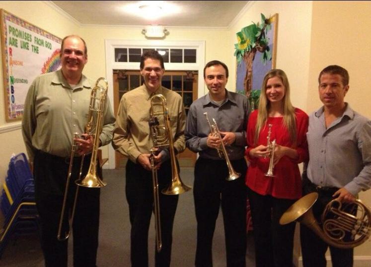 Charleston Symphony Brass Quintet