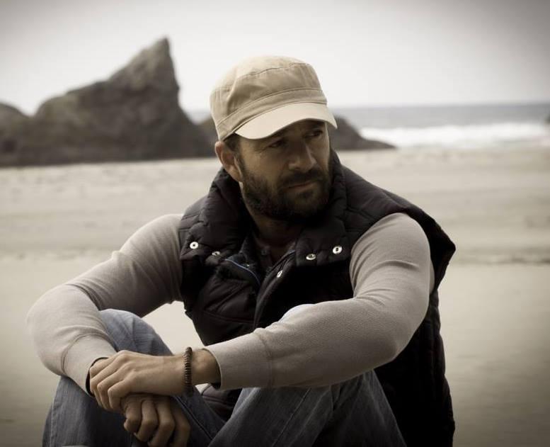 Matthew Shapira on the Oregon Coast