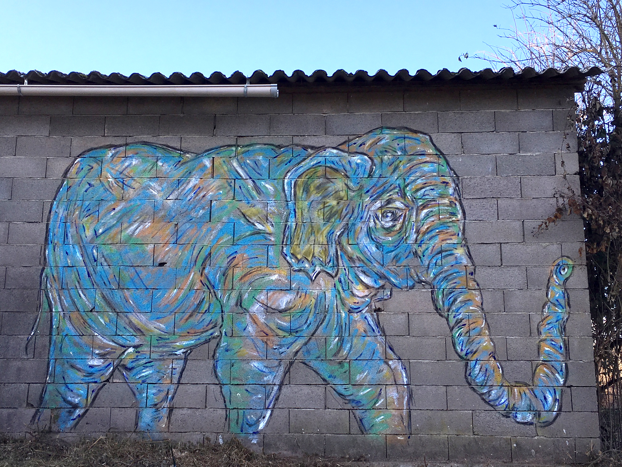 ELEPHANT HAVEN - LIMOGES, FRANCE