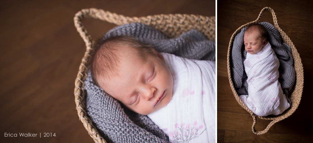 Marler Baby - Claremont Newborn Photographer - Erica Faith Photography