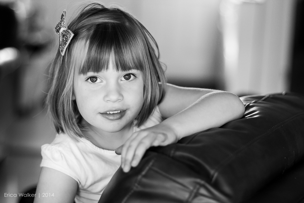 daughter eyes - Erica Faith Photography