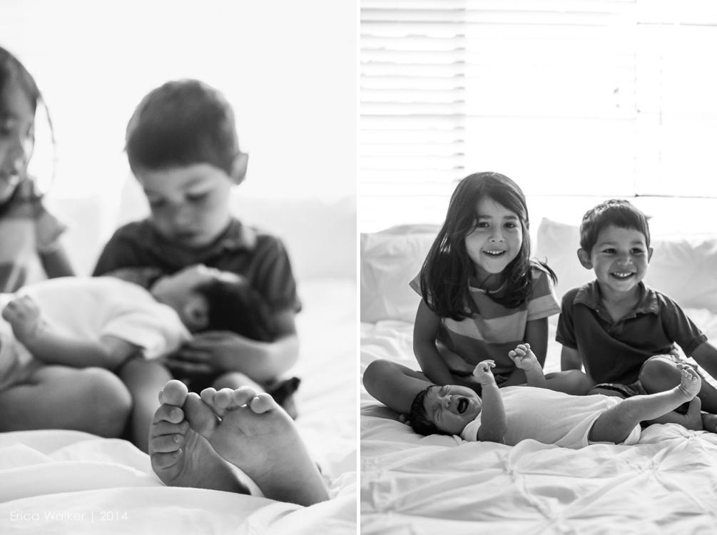 Barraza Newborn - Erica Faith Photography