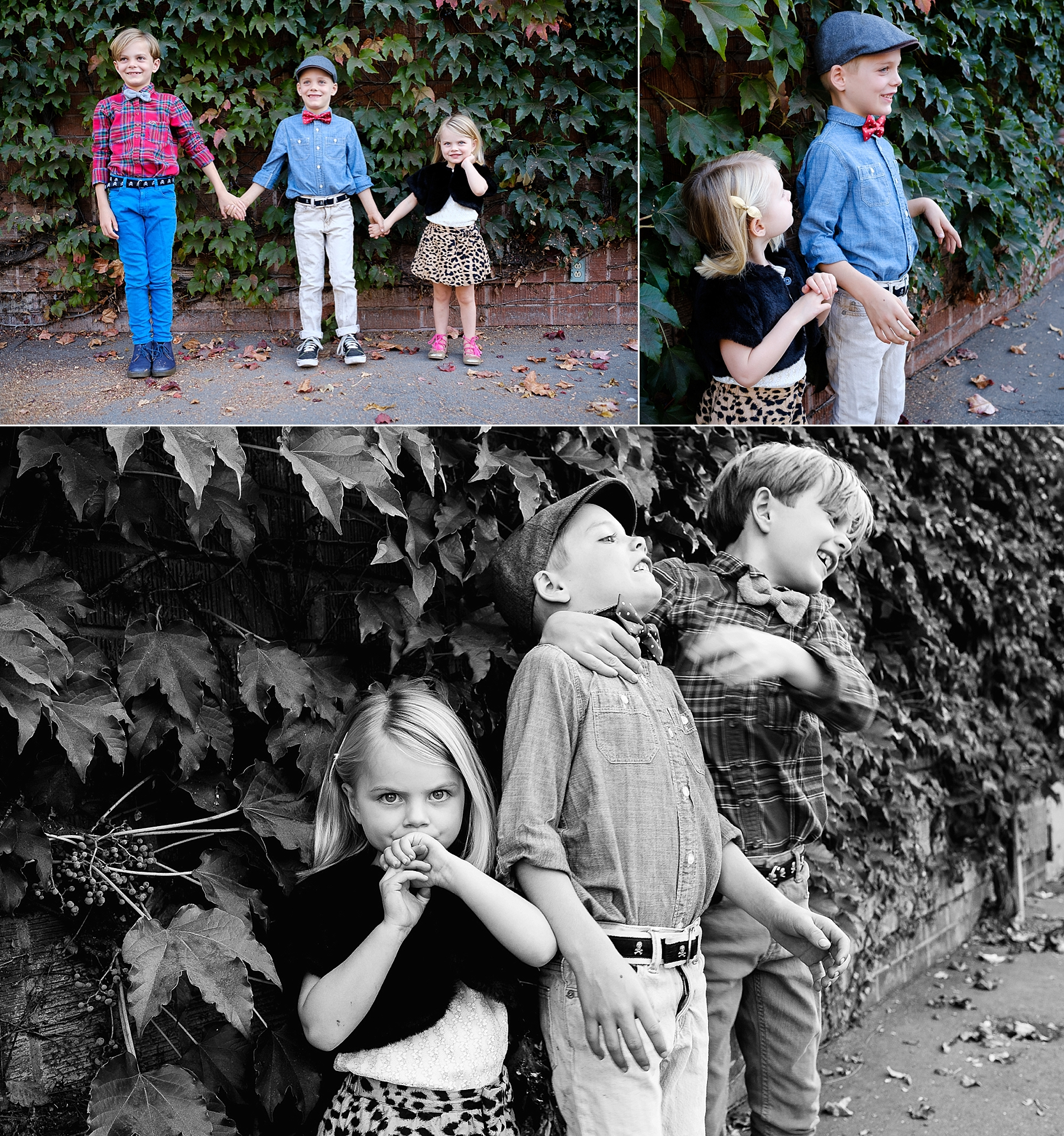 Children and Family Photo Ideas