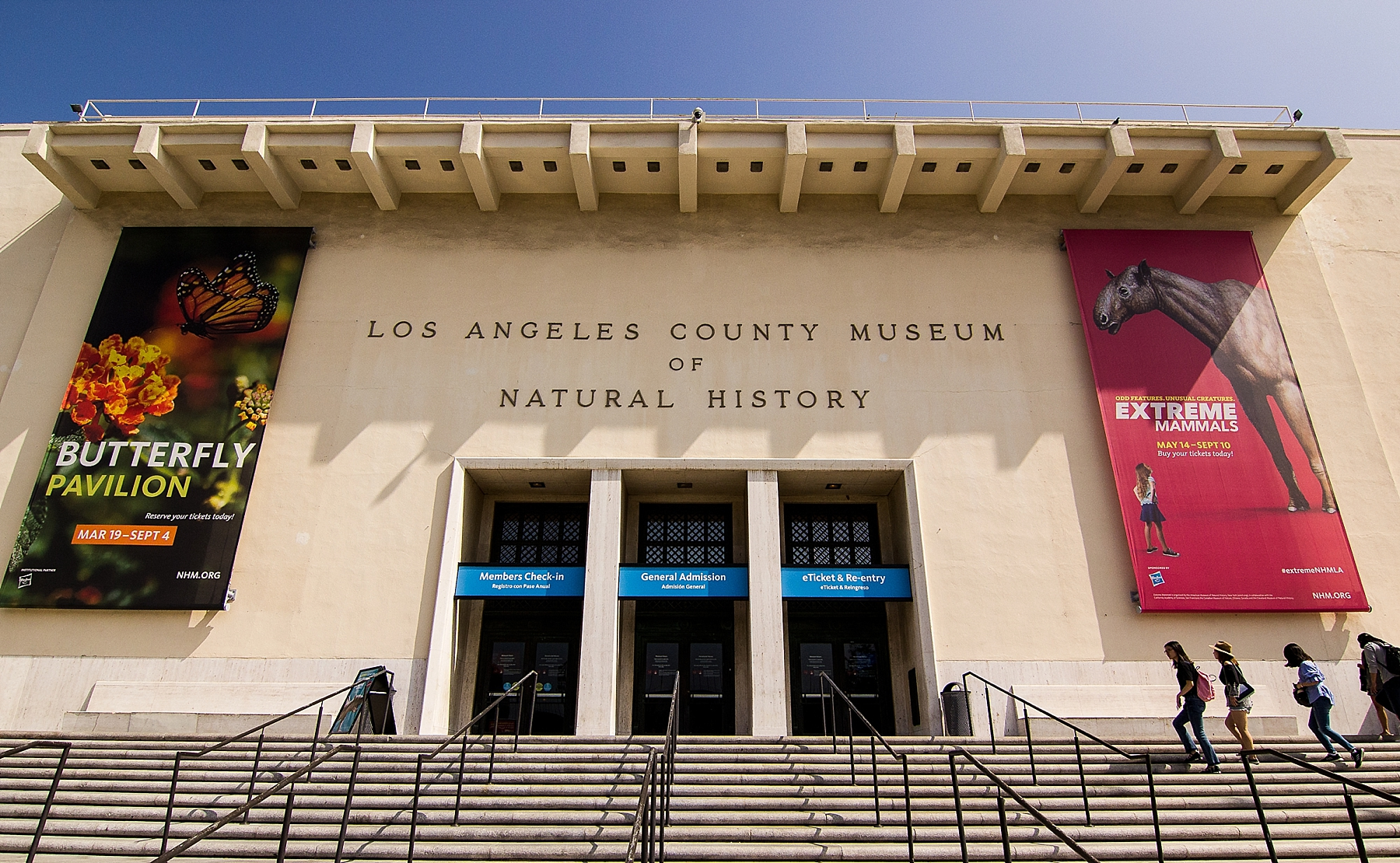 Documentary Photography at the Los Angeles County Museum of Natural History