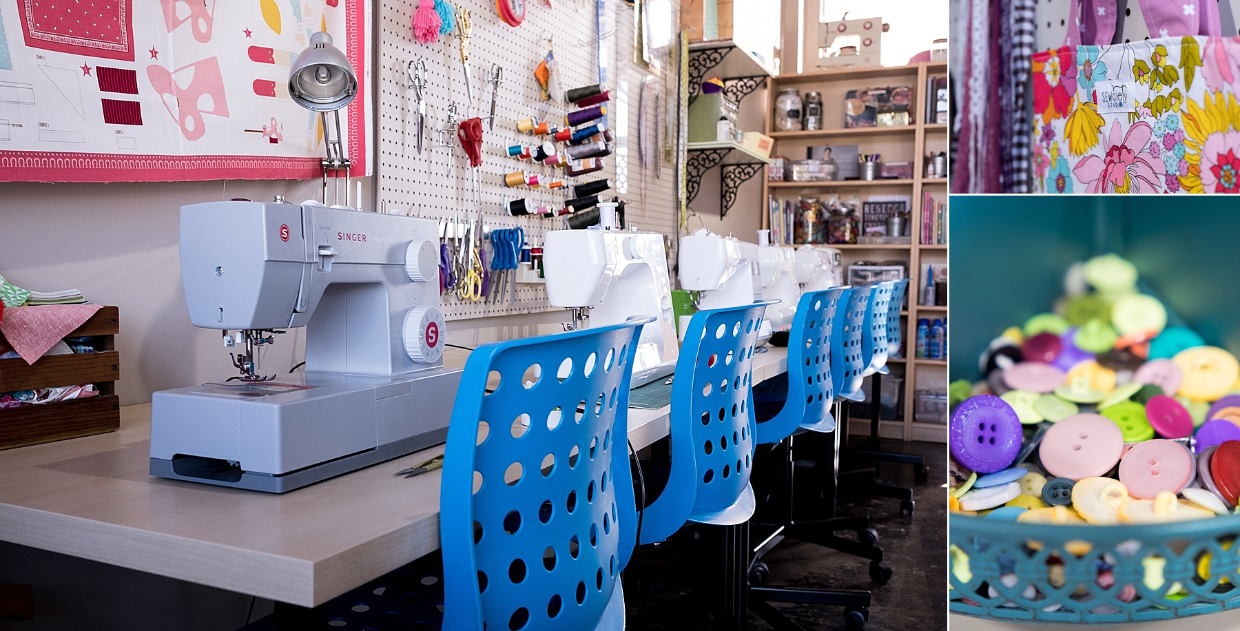 Small Business features by Erica Faith Photography in Claremont, CA.