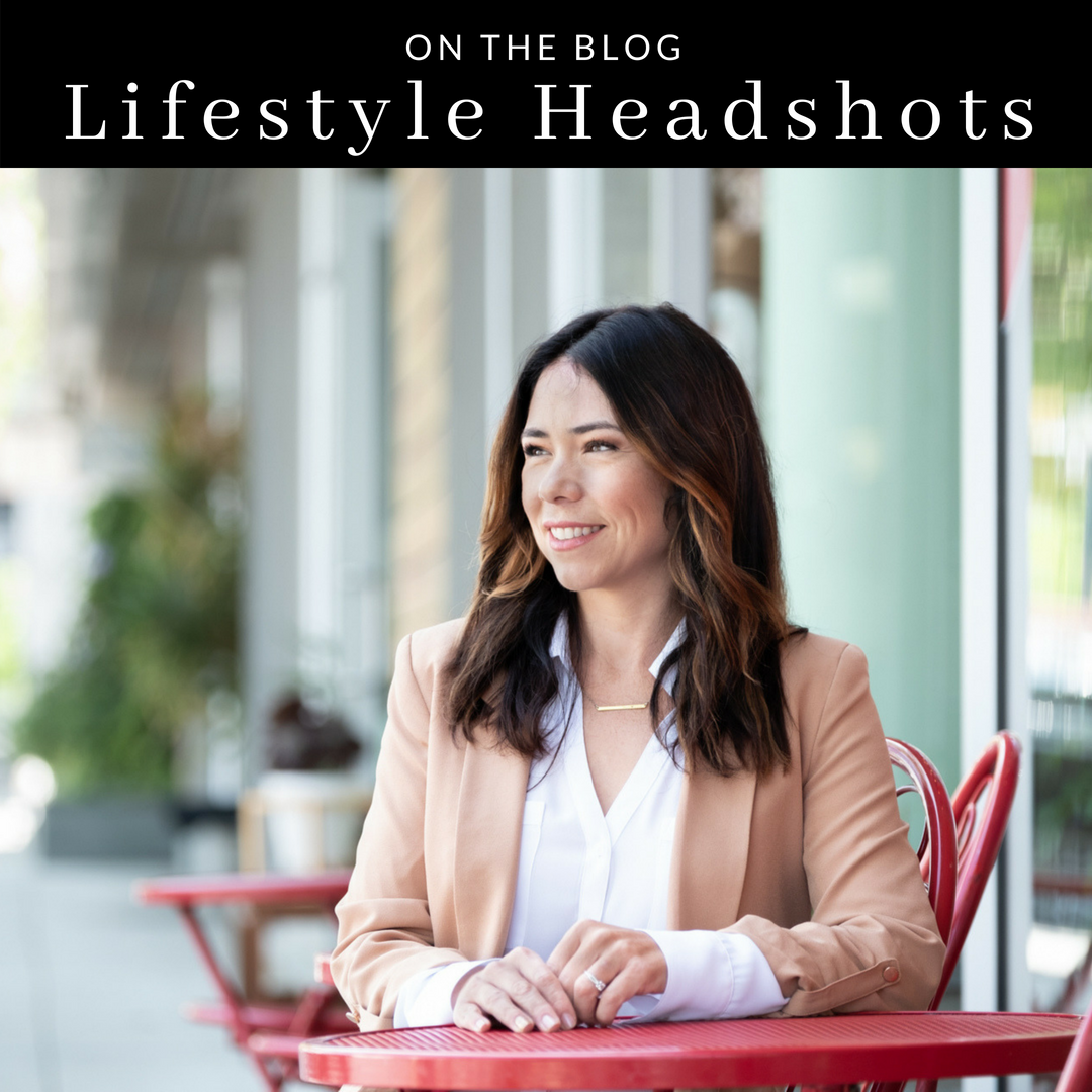 Headshot Photography in Claremont
