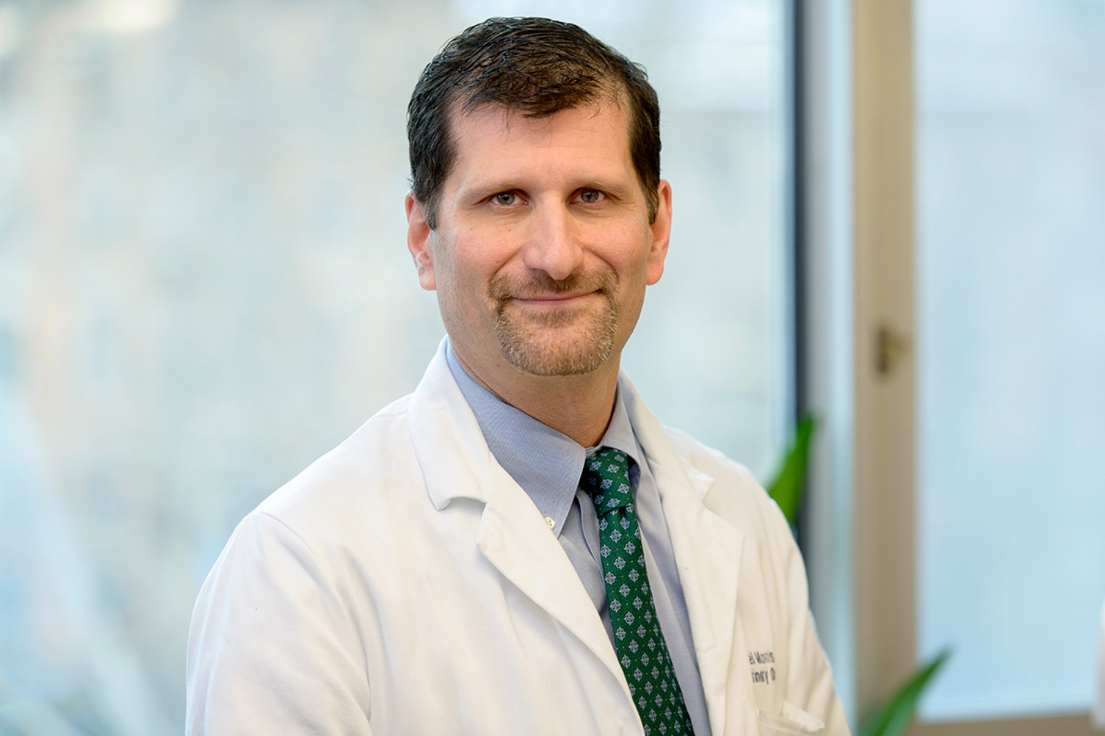 Dr. Michael Morris, clinical investigator with the Genitourinary Oncology Service at Memorial Sloan Kettering Cancer Center