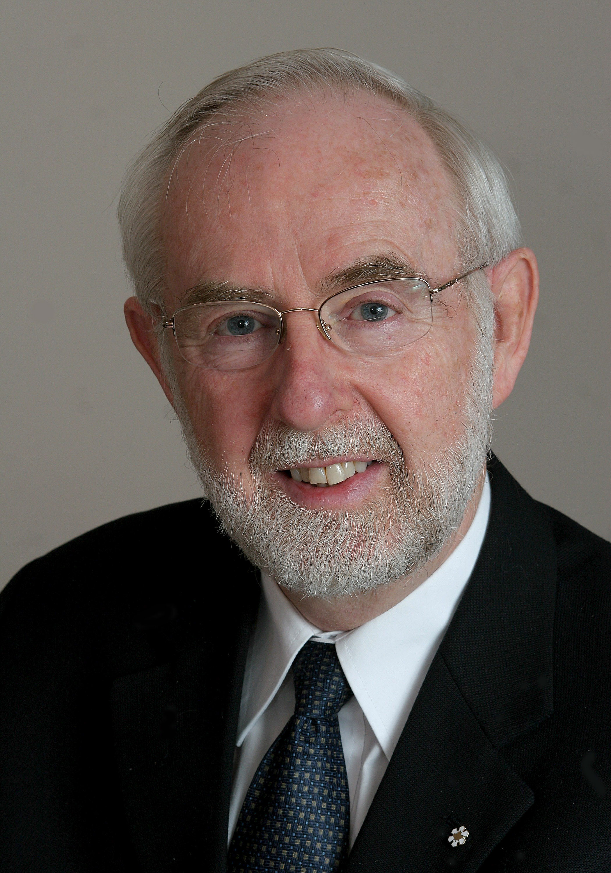 Arthur McDonald is a Professor Emeritus at Queen's University, Director of the Sudbury Neutrino Observatory (SNO), and Co-recipient of the 2015 Nobel Prize in Physics.
