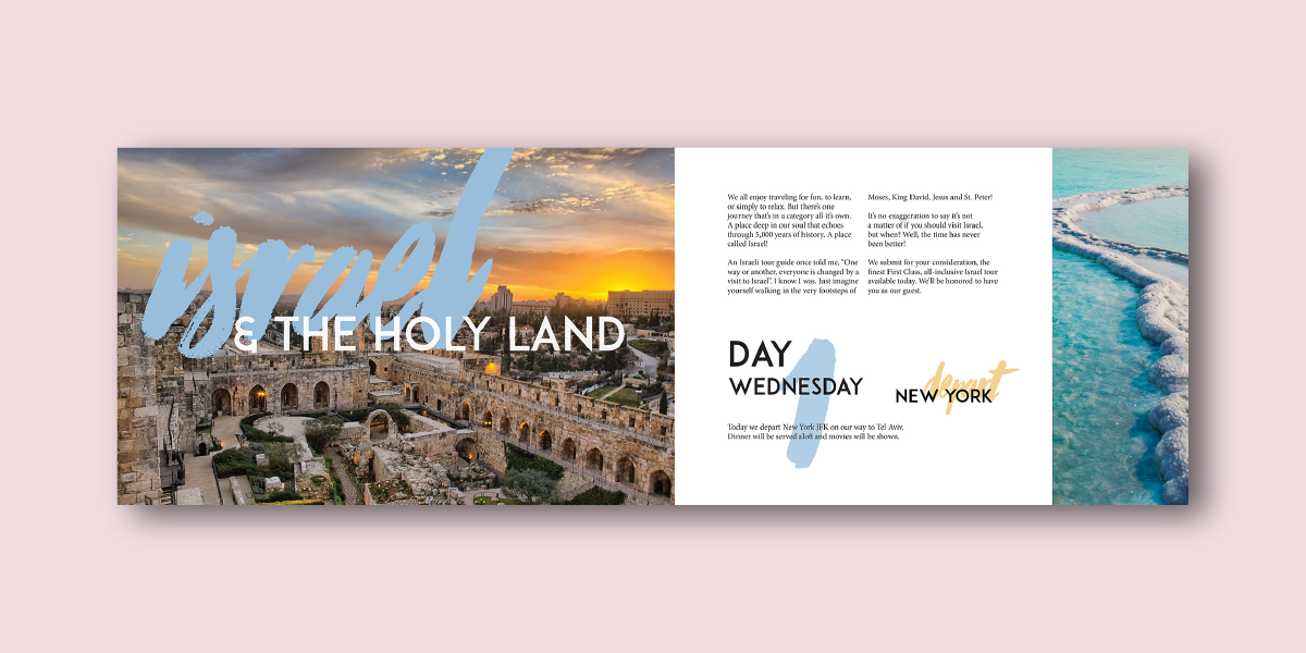 Israel Travel Guide — Ashley Marie Brown