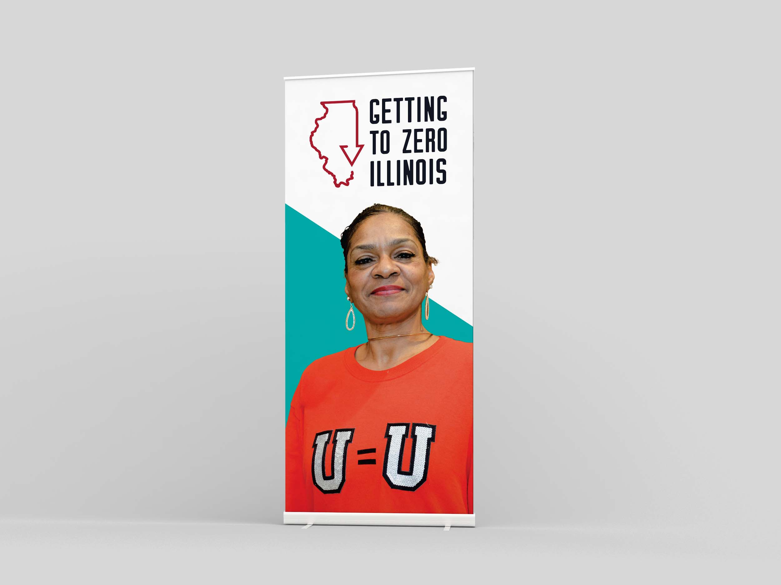 Getting to Zero Illinois Retractable Banner Rowena.jpg