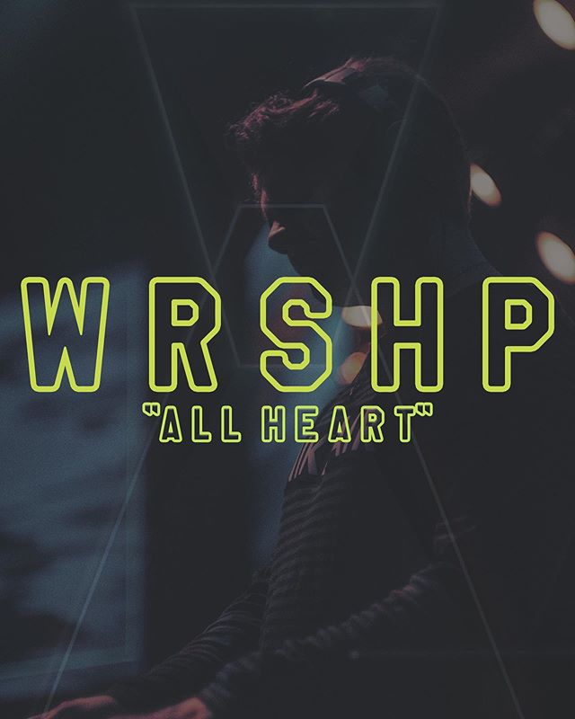 "Our ""WRSHP"" series continues this Wednesday. Jr. High in the annex, High School in the Worship Center."