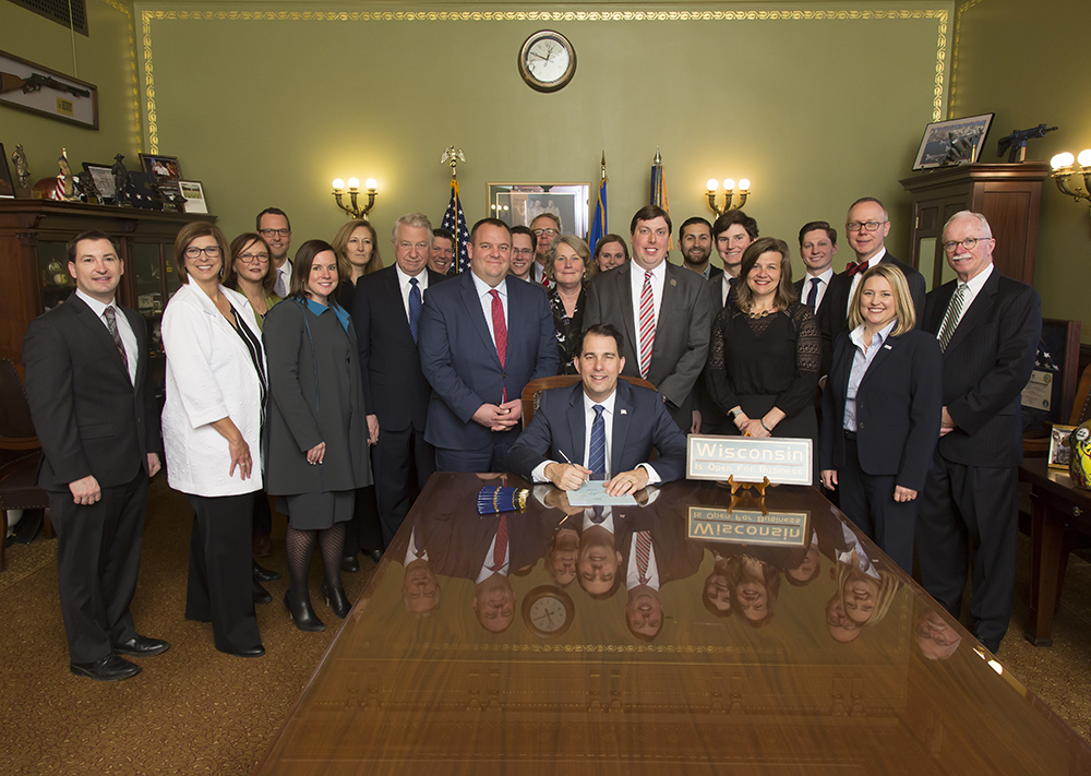 Our most recent legislative successes help create more affordable housing in Wisconsin.