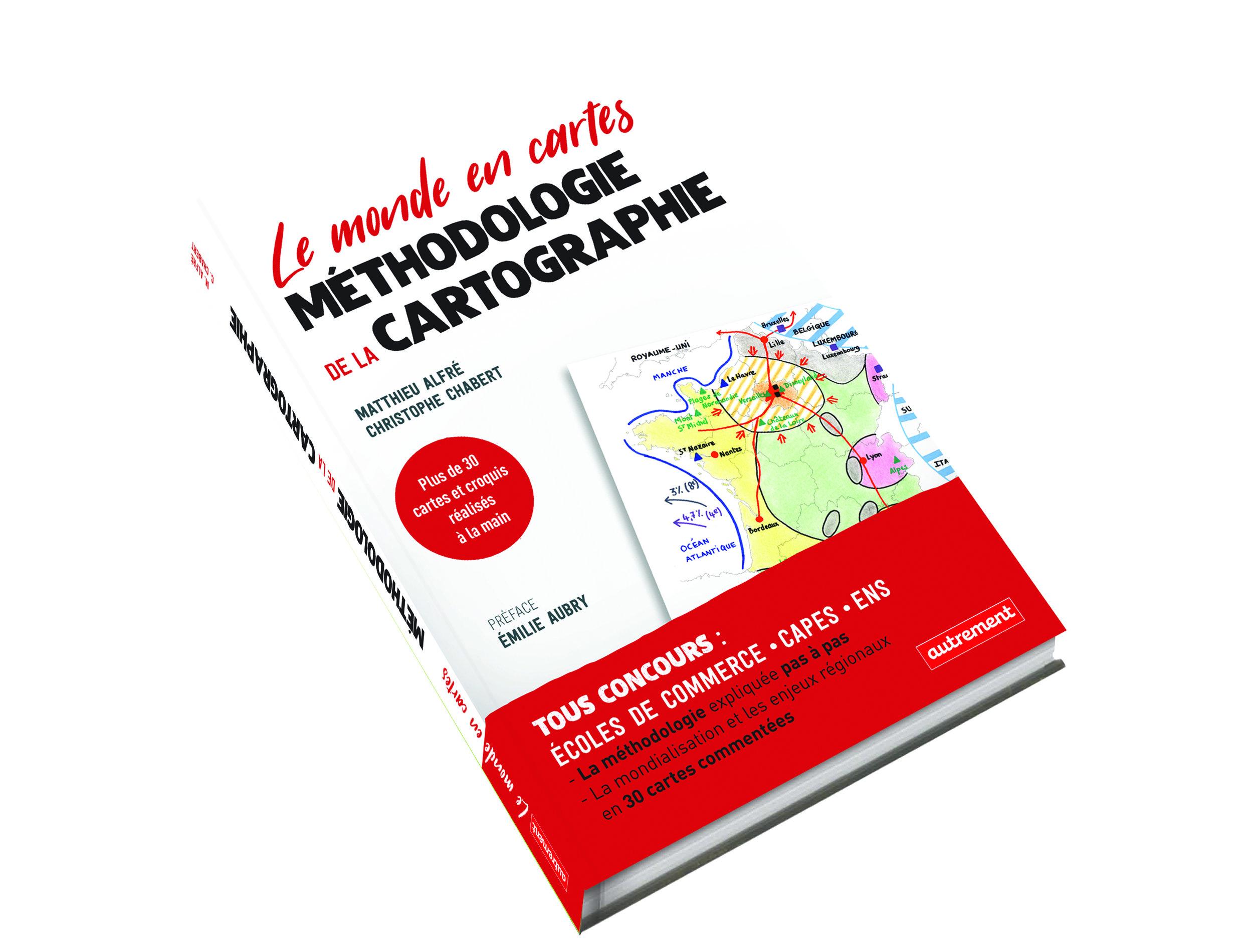 Atlas méthodologique de géographie et géopolitique -