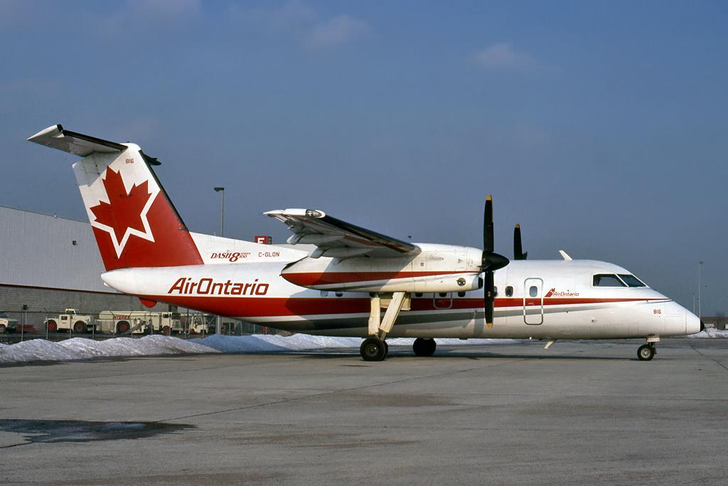Kenneth I. Swartz/Aeromedia Communications Photo © Toronto-Pearson, ON Jan-1990