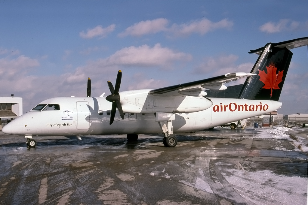 Michael J. Ody Photo © Toronto-Pearson, ON Mar-1999