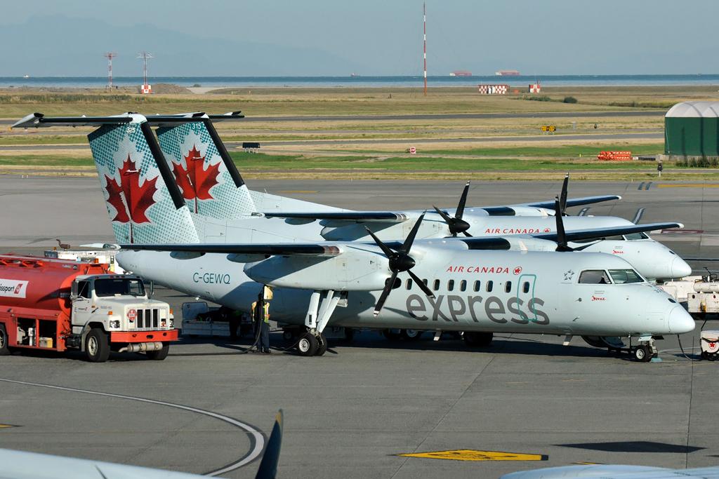 Kenneth I. Swartz/Aeromedia Communications Photo © Vancouver-Int'l, BC 31-Jul-2015