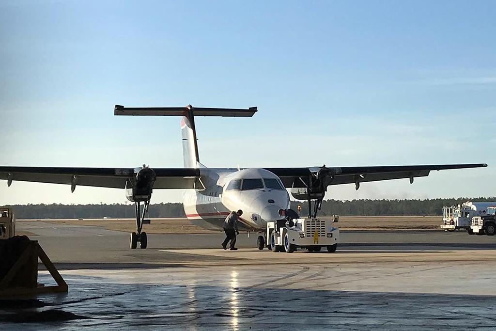 CAVU Aerospace Photo © Jacksonville, FL