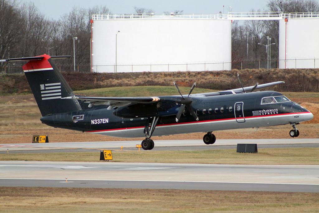 Charlotte Douglas International Airport Overlook Photo ©