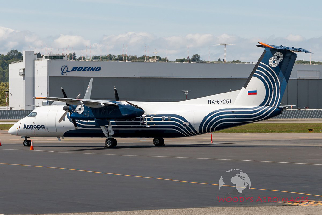 Woodys Aeroimages Photo © Seattle-Boeing Field 05-May-2019