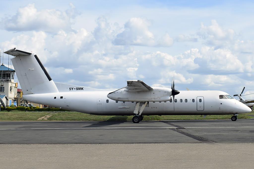 Skyward Express Photo © Nairobi-Wilson