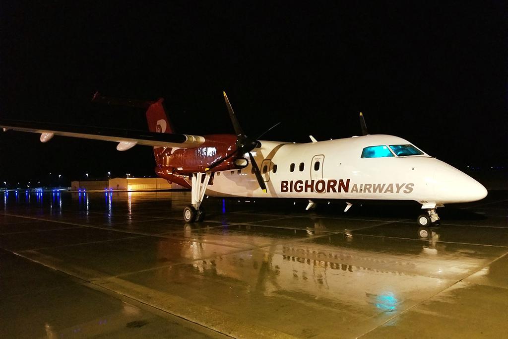 Bighorn Airways Photo © Sheridan WY
