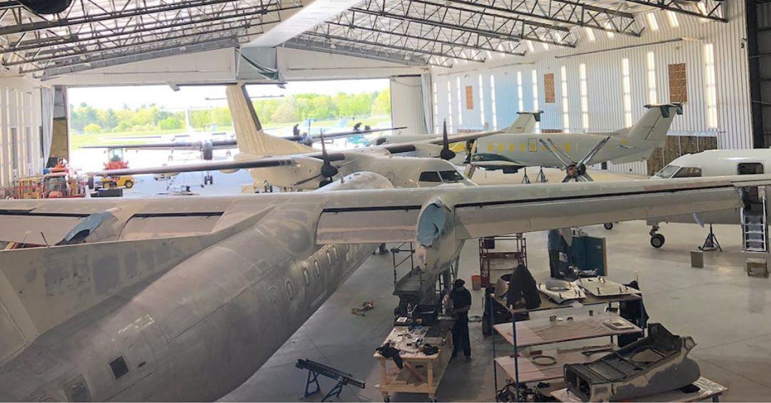 Muskoka Aircraft Center Photo © 17-Jun-2019