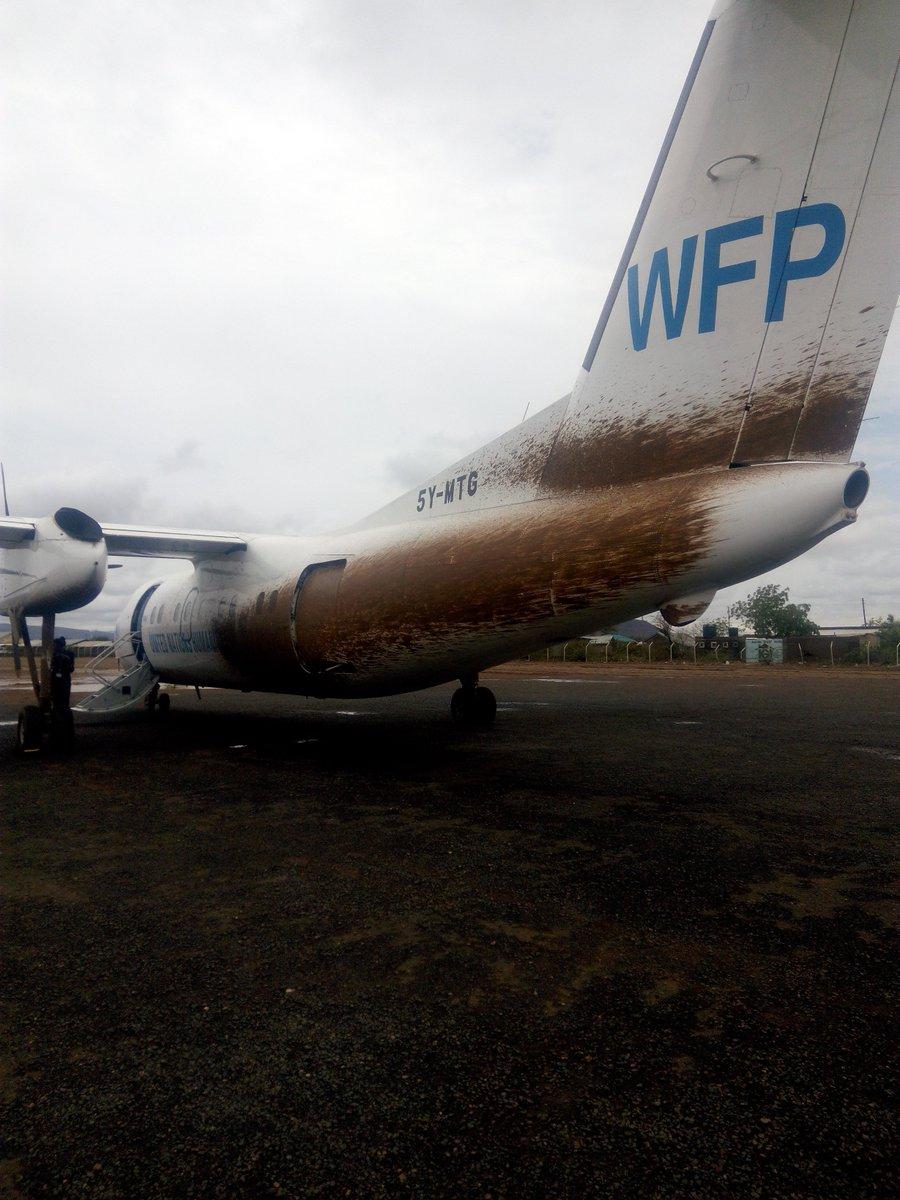 MSN 366 - DHC-8-102 5Y-MTG  748 Air Services  UNHAS Photo ©