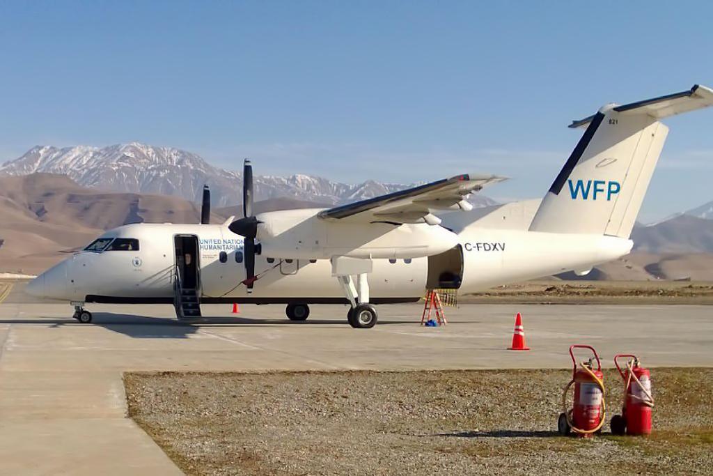 MSN 426 - DHC-202 C-FDXV  Regional 1  Sayed Wakil Sayedi Photo © Afghanistan