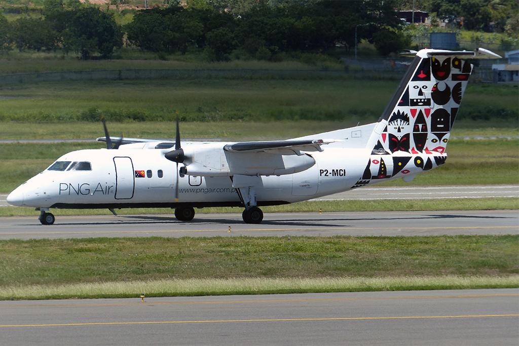 David Osborn/Aeroprints Photo © Port Moresby, NCD Mar-2019