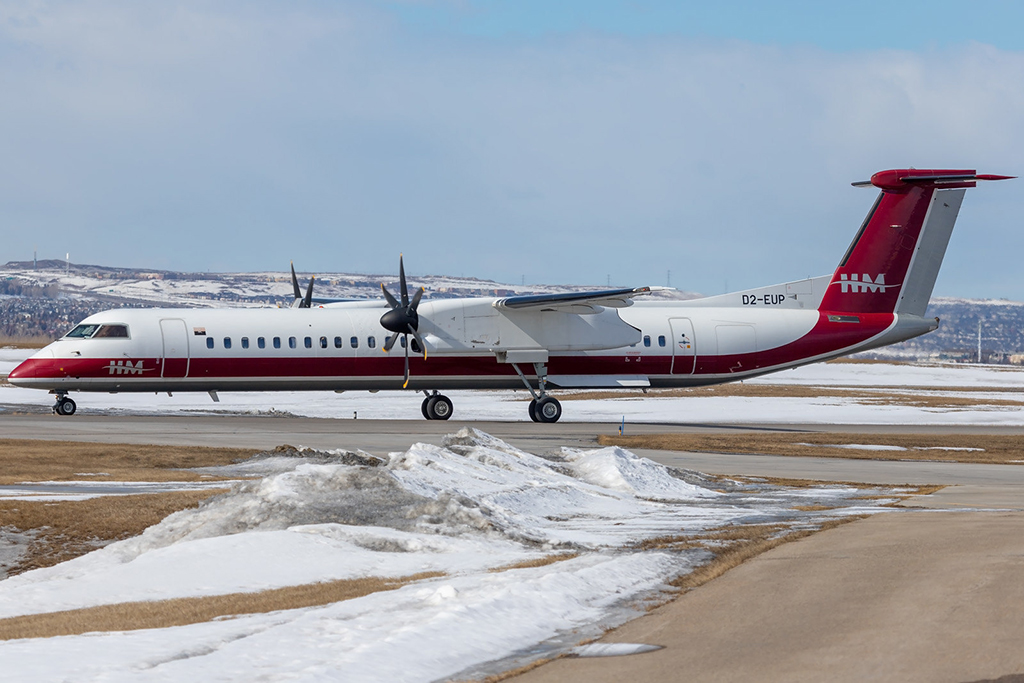 Dave Subelack Photo © Calgary, AB 15-Mar-2019