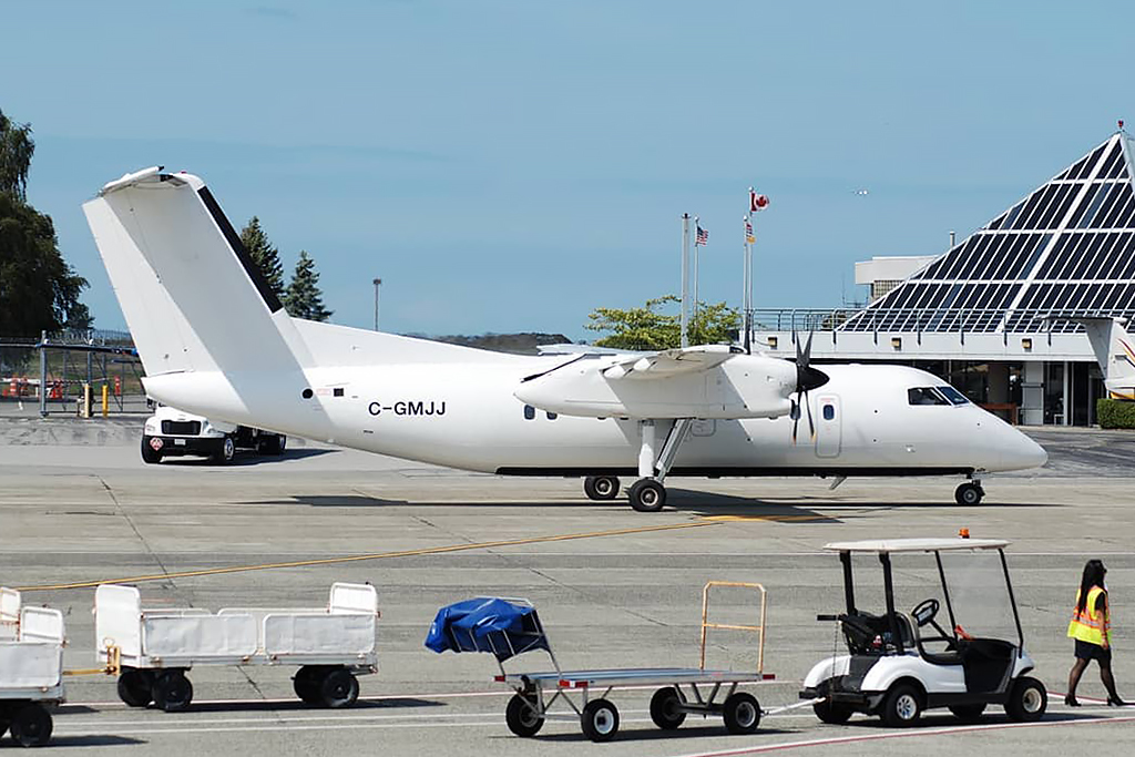 SB Air Photo © Vancouver, BC Aug-2019