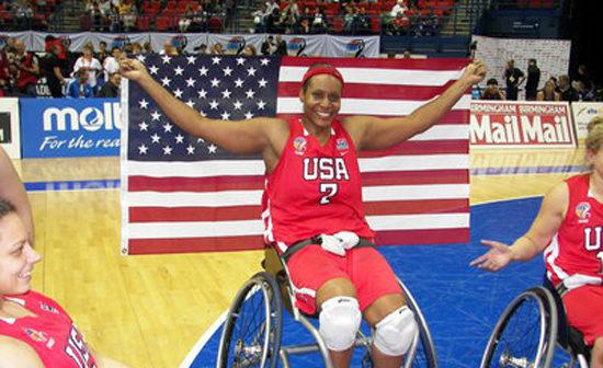 Photo courtesy of Womens Sports Foundation
